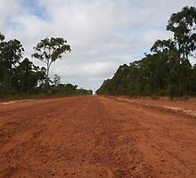 Dirt Track - Southern Bypass Track - NQ by DanielRyan
