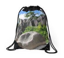 Seychelles  Drawstring Bag
