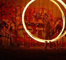 graffitti wall poi ,  by cool3water