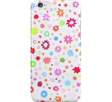 Floral Bright. iPhone Case/Skin