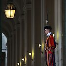 Vatican Guard by Mark Poulton