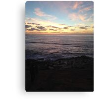 Socal Sunsets Canvas Print