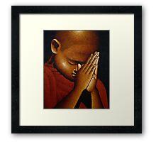 Prayer Framed Print