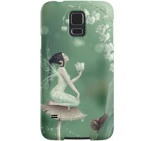 Lily of the Valley Flower Fairy Samsung Galaxy Case/Skin