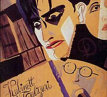 Caligari Poster by pigeonboycas