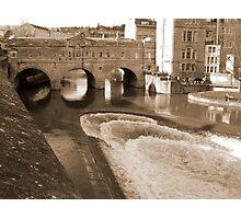 Bath, England Photographic Print