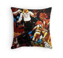 Heros Reliquary Throw Pillow