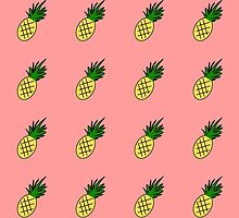 Summer Pineapple by meganthecool