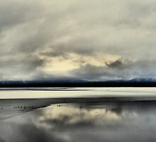 Cloudy Reflections by NancyC