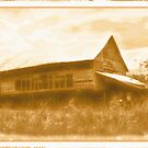 """""""Granny's Mansion (also known as, 'The Big House')""""... prints and products by © Bob Hall"""