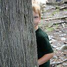 Peek a boo! by Christopher Clark