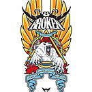 Canadian Polar Bear Natas Tribute by BrokenSk8boards