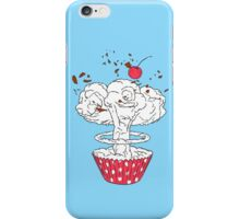 The cake's bomb iPhone Case/Skin