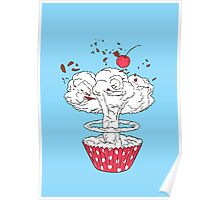 The cake's bomb Poster