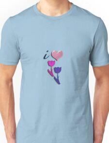 i❤tulips! Unisex T-Shirt