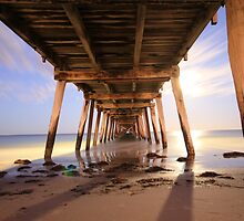 Grange Jetty: An early start before sunrise by BBCsImagery