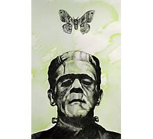 Frankenstein's Monster Creature Photographic Print