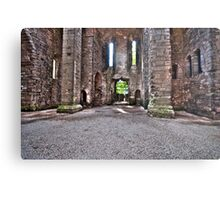 Church Ruins Metal Print