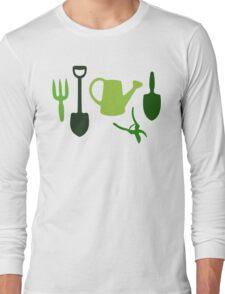 Grandpa's Garden Long Sleeve T-Shirt