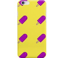 Delicious Flying Popsicles iPhone Case/Skin