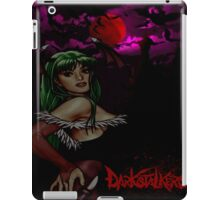 Morrigan of the Darkstalkers iPad Case/Skin