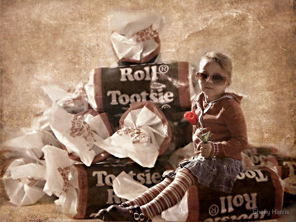 Tootsie by Shelly Harris