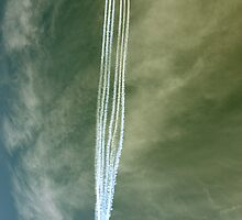 Red Arrows Trail 2009 by simonsmith1