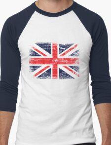Vintage UK British Flag design T-Shirt