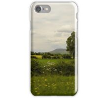 Pendle - A View  iPhone Case/Skin
