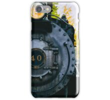 Leaving Essex iPhone Case/Skin