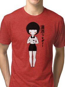 Elegant Lady Tri-blend T-Shirt