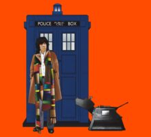 The Doctor and K-9 Kids Clothes
