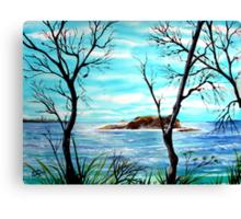 Seas of Australia  Canvas Print