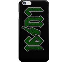LU/GI (d) iPhone Case/Skin