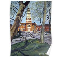 Independence Hall, Old City Philadelphia Poster