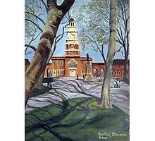 Independence Hall, Old City Philadelphia Photographic Print