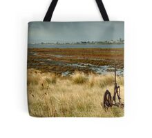 Beacon Point, view to Queenscliff Tote Bag