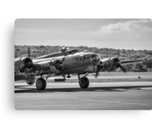Living History Canvas Print