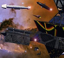 Bureau of Ships by S McKoy
