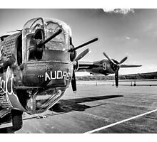 Look Out For Audre Photographic Print
