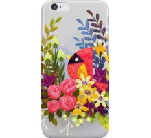 Pretty Cardinal iPhone Case/Skin