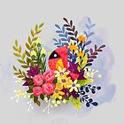 Pretty Cardinal by katuno