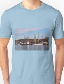 Looking Upriver T-Shirt