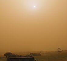 Dusty Sunrise by im-mick