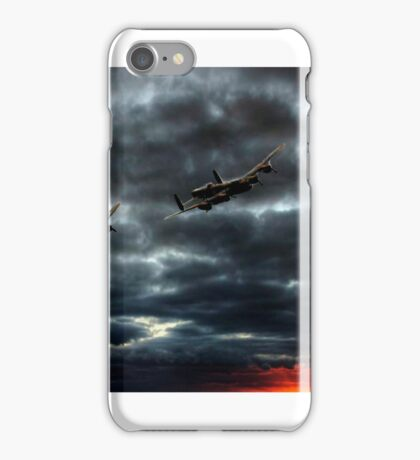two lancs iPhone Case/Skin