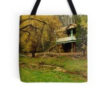 Autumn, Central Springs, Daylesford Tote Bag