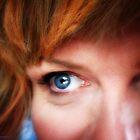Me, Myself and Eye by Sandra Bauser Digital Art