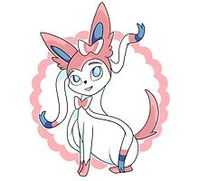 Little Sylveon by Sushikushi