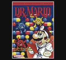 DR MARIO NES Box cover by ruter