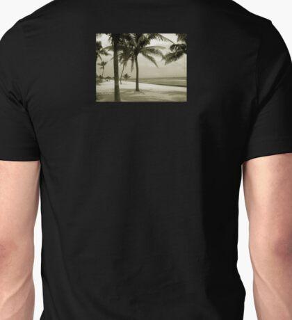 Empty Beach Unisex T-Shirt